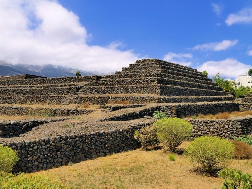 Pyramidy Güímar
