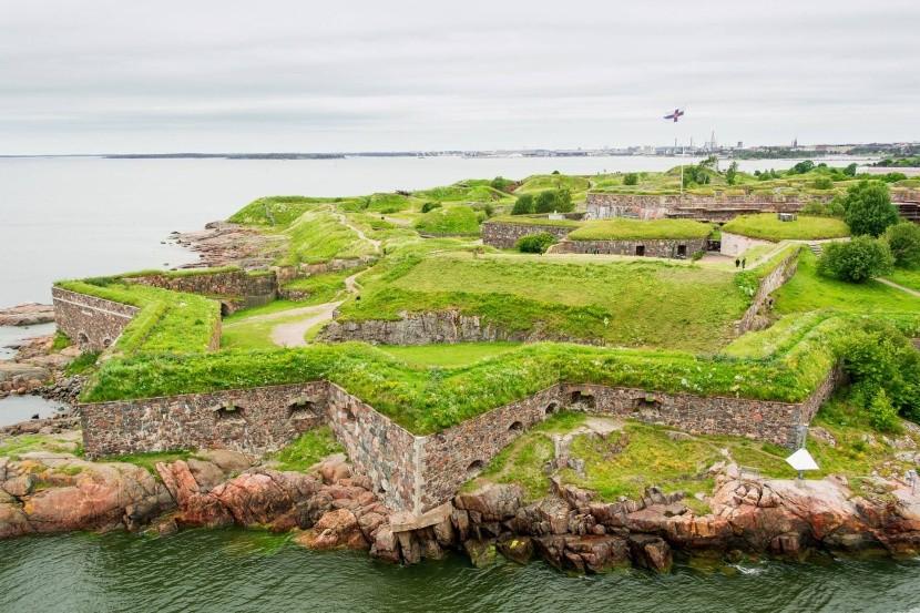 Pevnost Suomenlinna