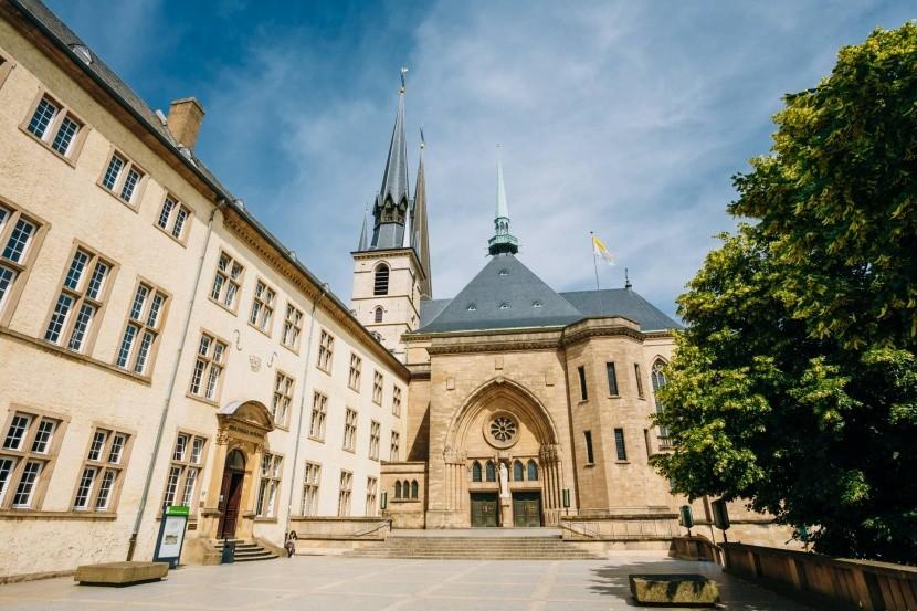 Katedrála Notre-Dame, Luxembourg