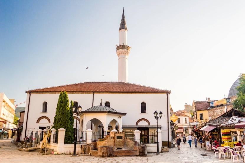Skopje - stará část