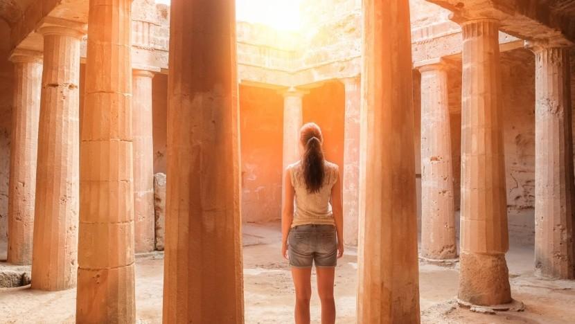 Kypr pro zkušené cestovatelky