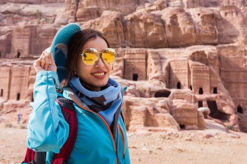 Jordánsko pro obdivovatelky památek