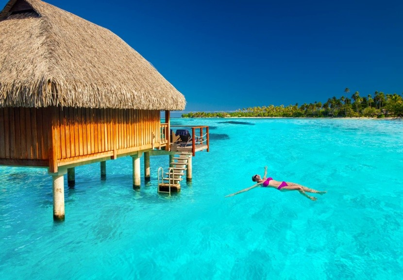 Maledivy pro náročné cestovatelky