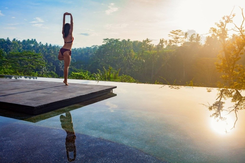 Bali pro jogínky