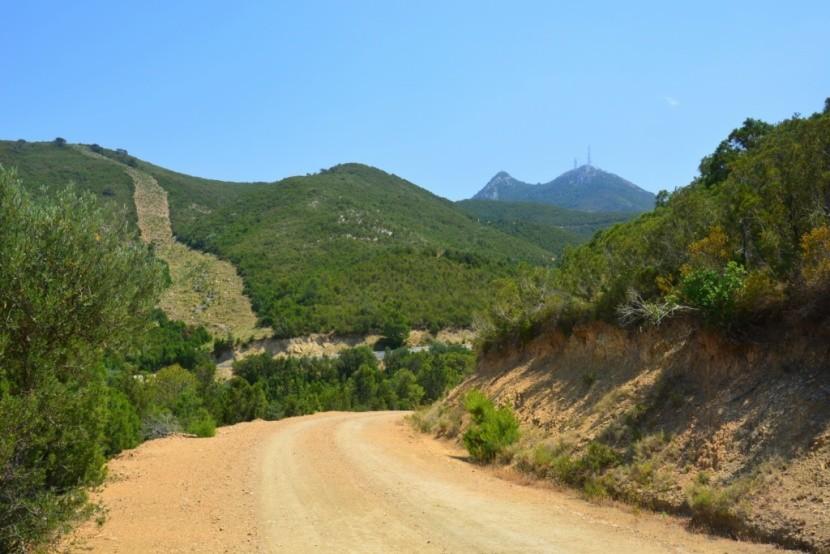 Národní park Boukornine