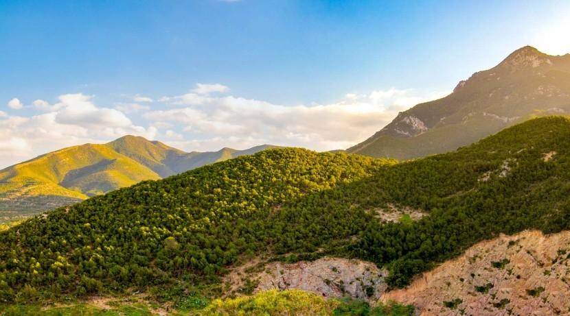 Tuniské hory