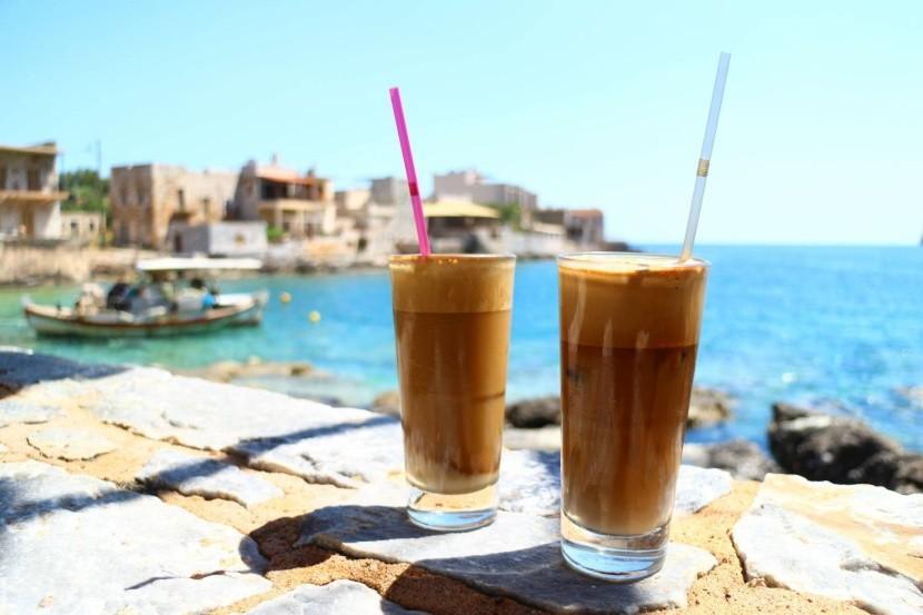 Frapé chutná nejlépe v Řecku