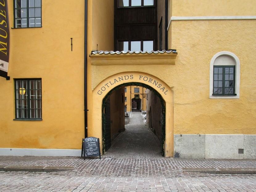 Muzeum Gotland – Fornsalen