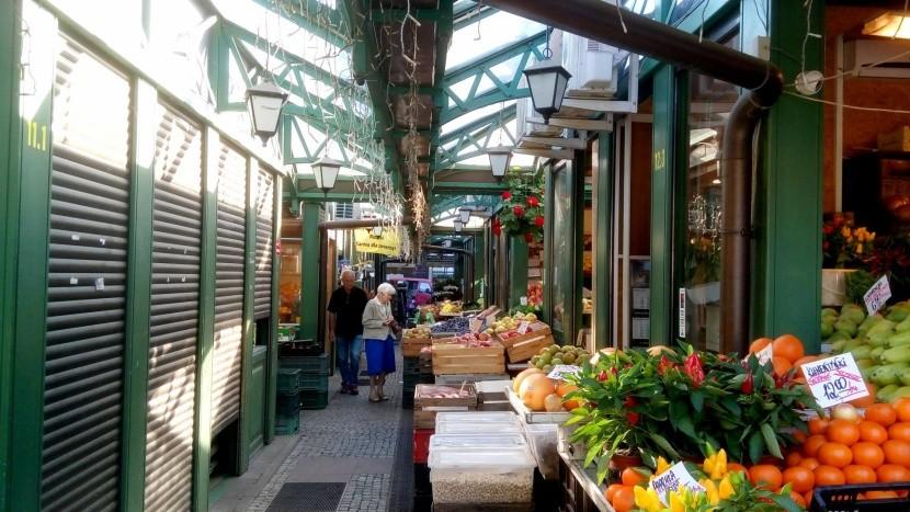 Tržiště u Hala Targowa