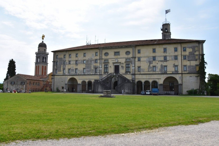 Hrad v Udine
