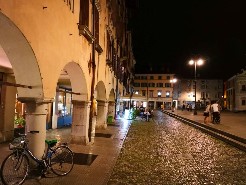 Noční Udine