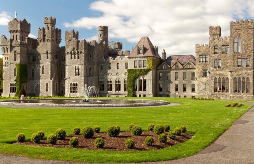Hrad Ashford, Irsko