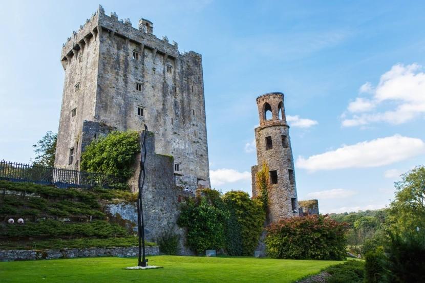 Hrad Blarney, Irsko