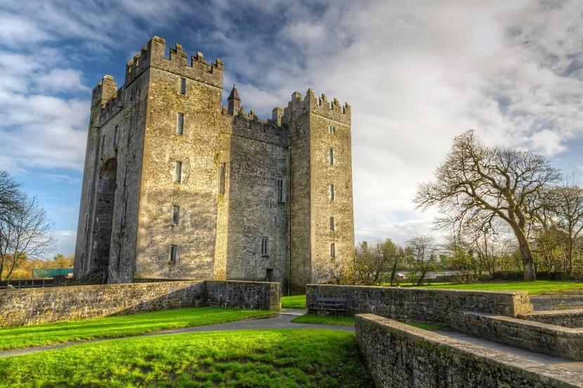 Hrad Bunratty, Irsko