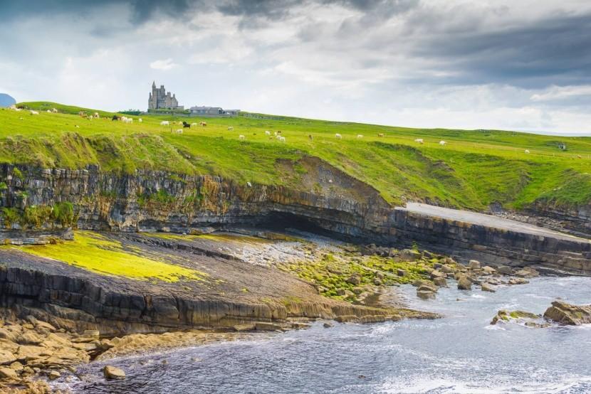 Hrad Classiebawn, Irsko