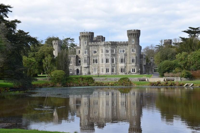 Hrad Johnstown, Irsko