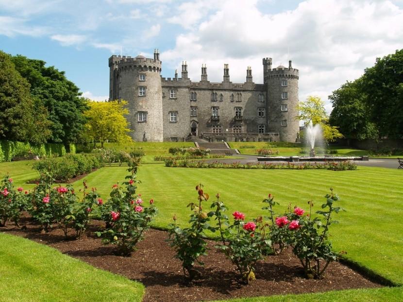 Hrad Kilkenny, Irsko