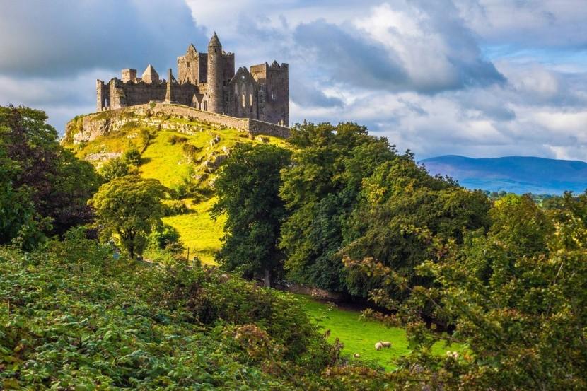 Hrad Rock of Cashel, Irsko