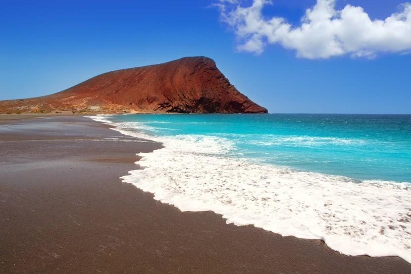 Playa de la Tejita, Tenerife