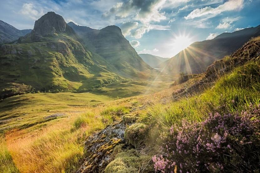 Glencoe, Skotsko