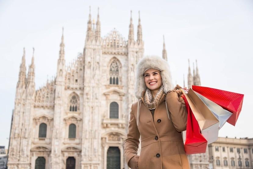 Zimní Miláno