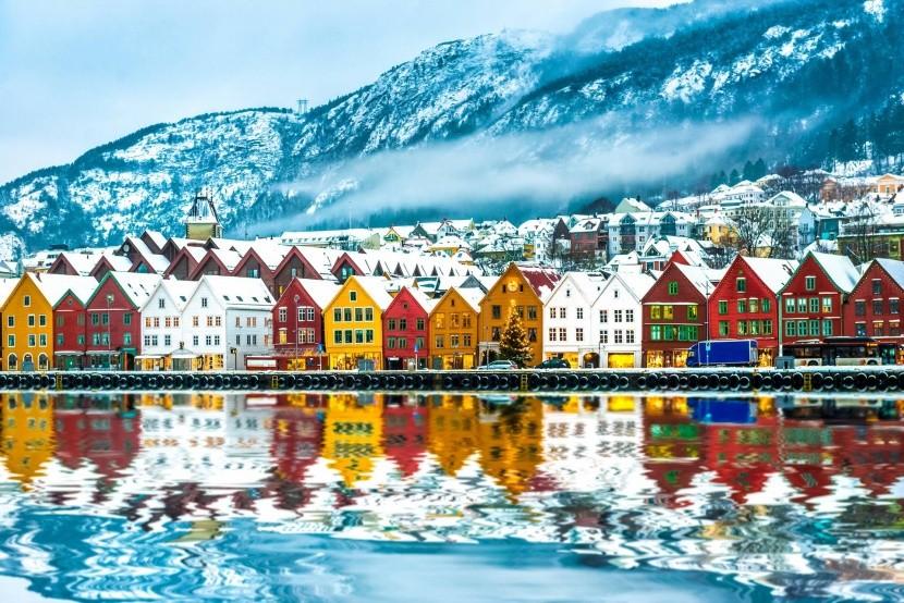 Zimní Bergen