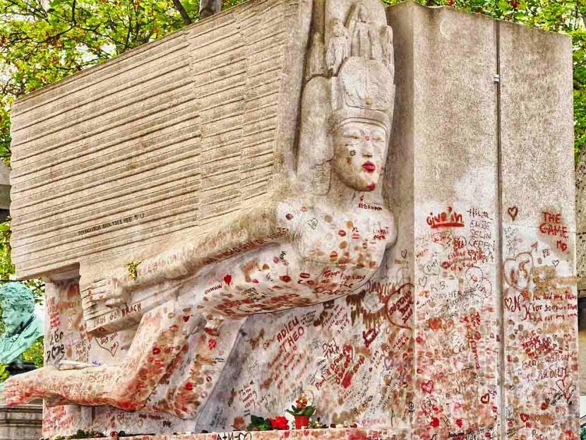 Oscar Wilde, Paříž, Francie
