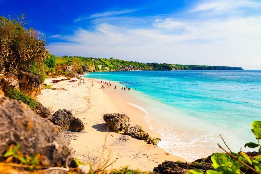 Překrásné písečné pláže