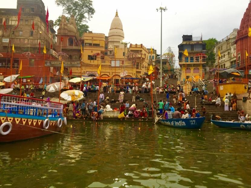 Nábřeží Gangy