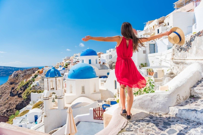Santorini (Řecko)