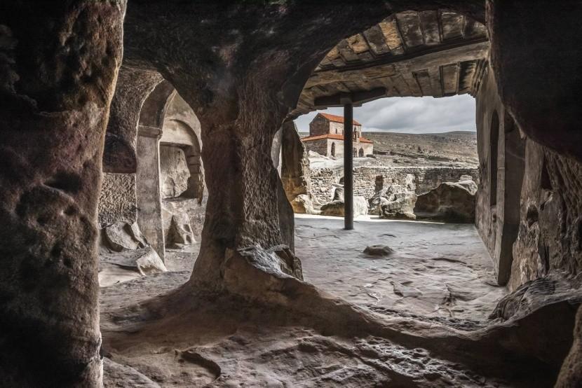 Uplistsikhe Cave Town, Gruzie