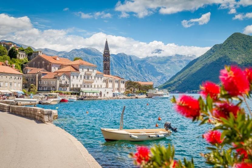 Boka Kotorska, Černá Hora