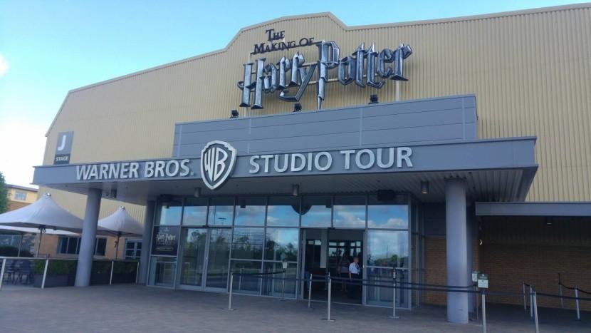Studio Harryho Pottera v Londýně