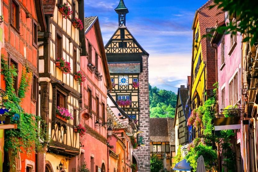 Riquewihr, Francie