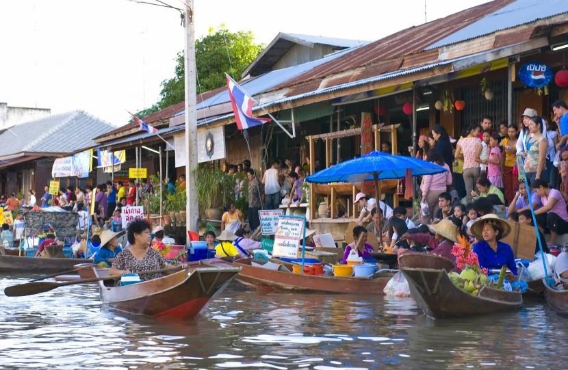 Autentické Thajsko