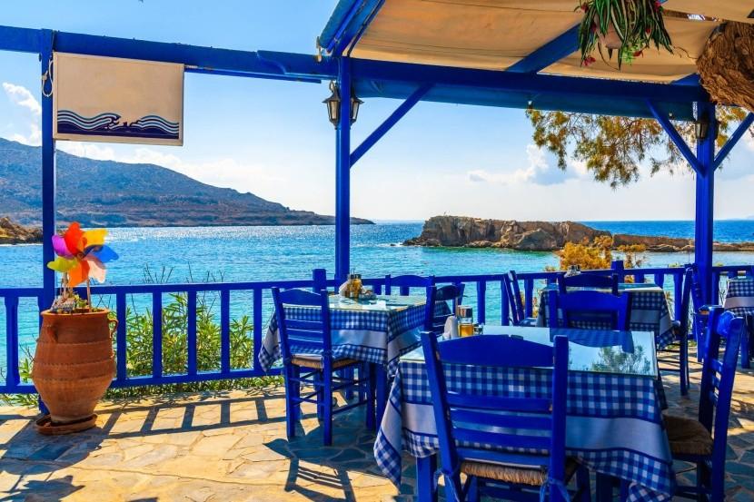 Léto 2019 v Řecku