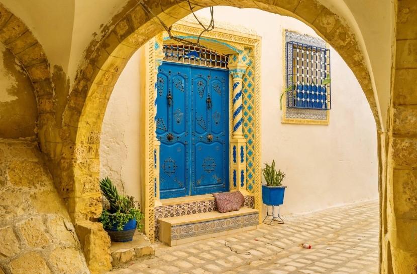 Léto 2019 v Tunisku