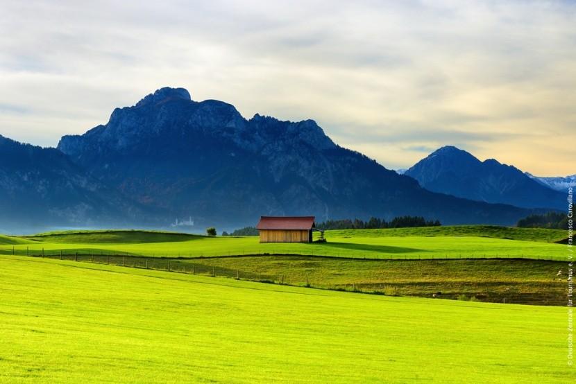 Německé Alpy, Füssen