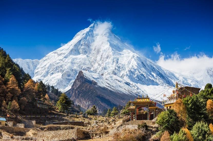 Střecha světa Nepál