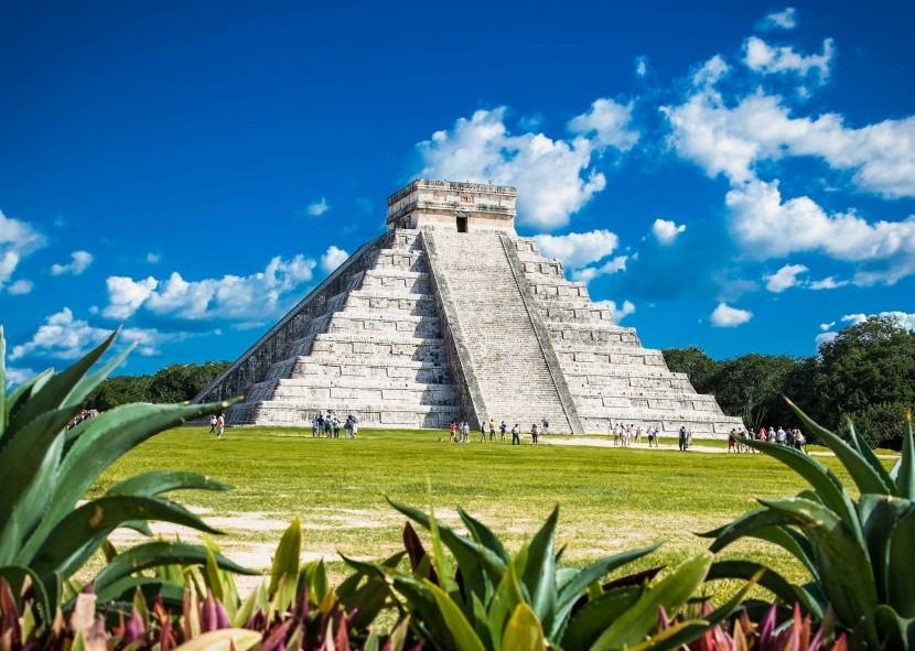Chichén Itzá (Yucatán, Mexiko)