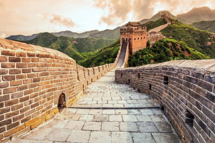 Velká čínská zeď (Čína)