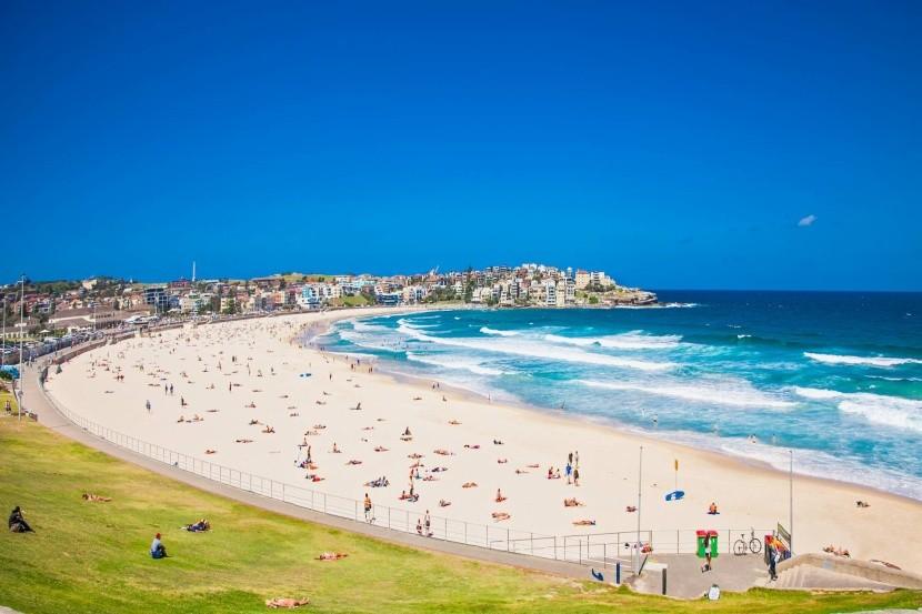 Pláž Bondi, Sydney