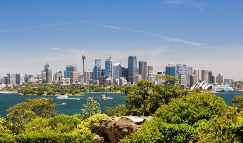 Sydney v Austrálii