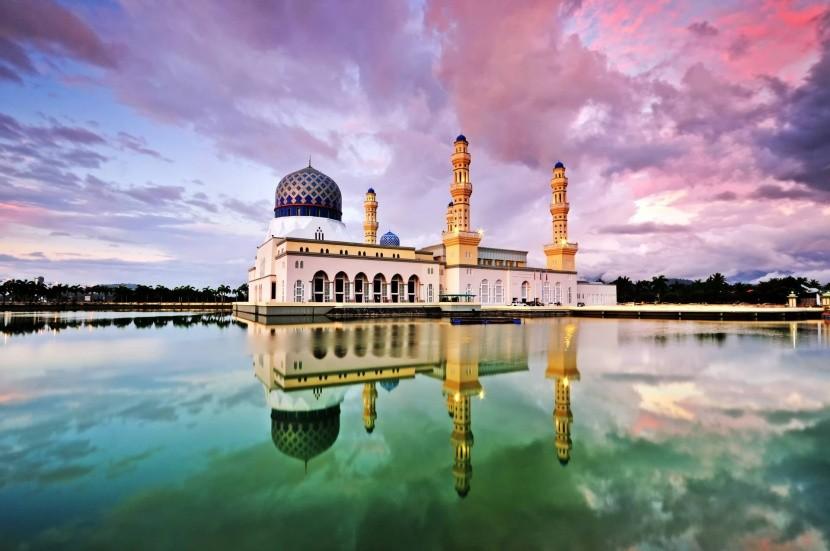 Mešita Kota Kinabalu
