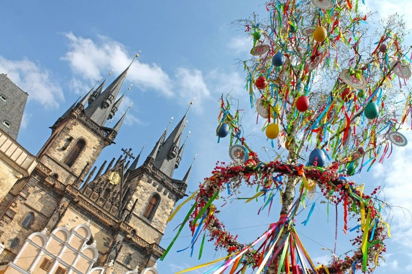 Velikonoce na Staroměstském náměstí