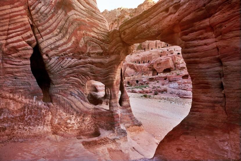 Skalní město Petra, Jordánsko