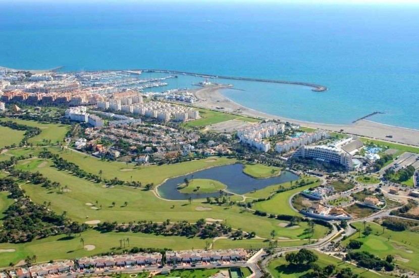 Golf Almerimar Resort