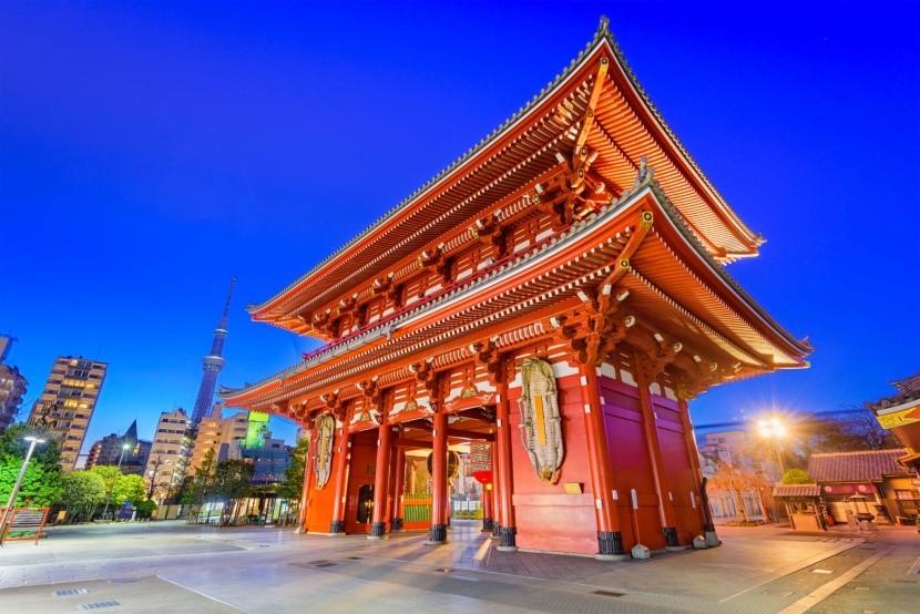 Chrám Sensō-ji