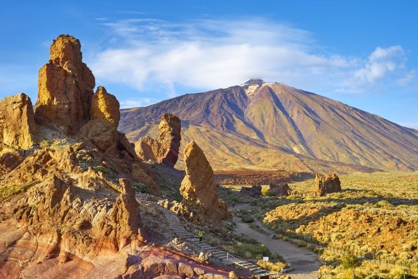 Národní park Pico del Teide
