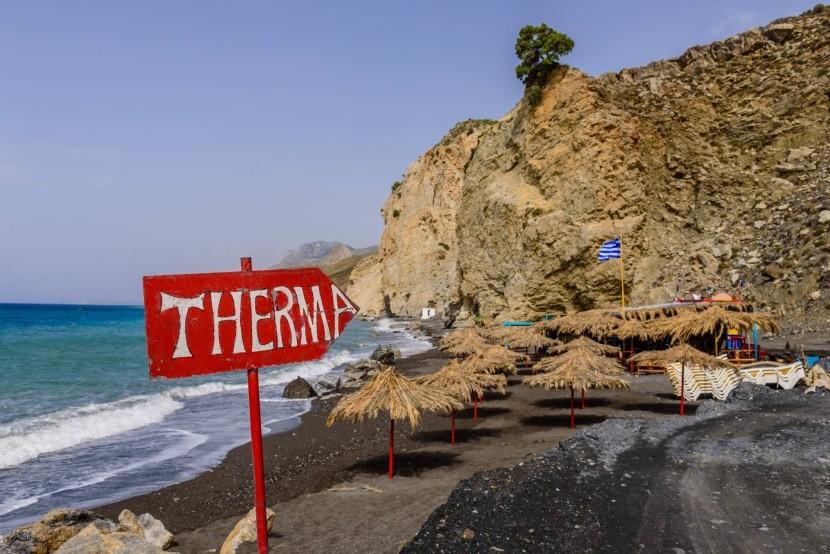 Pláž Therma, Kos